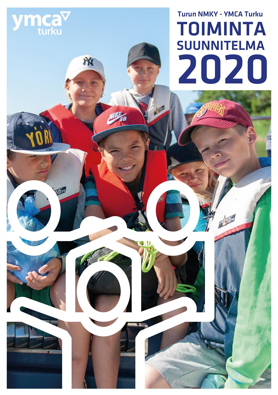 Turun NMKY – YMCA Turku vuonna 2020