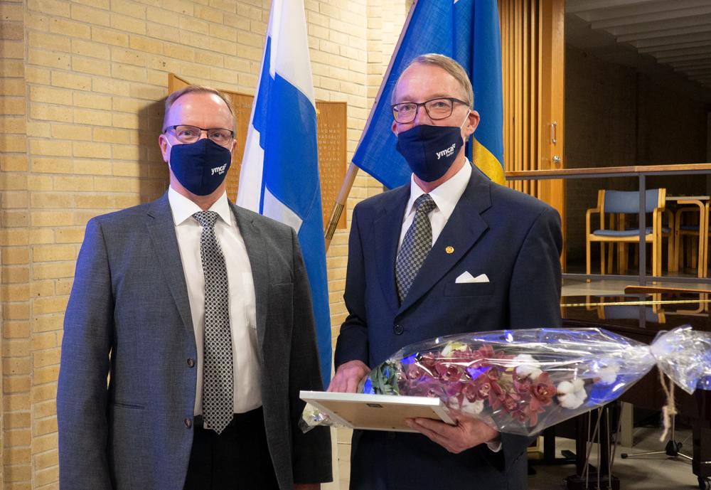 Juha Lappalainen ja Paavo Vilpo